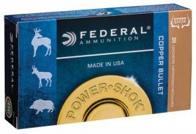 FED POWER-SHOK .300 Black 120GR 20/10 - 300BLK120LFA