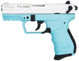 Walther Arms PK380 .380 ACP 8-RD ANGEL BLUE - 5050325