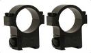 "CZ USA 1"" Blue Scope Rings - 19003"