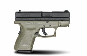 Springfield XD9811HCSP06 XD Sub-Compact 16+1/13+1 9mm 3""