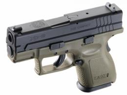 Springfield XD9811SP06 XD Sub-Compact 10+1 9mm 3""