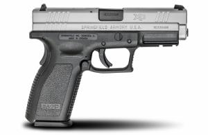 Springfield XD9301SP06 XD Service 10+1 9mm 4""