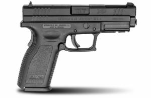 "Springfield XD9701SP06 XD Service 10+1 9mm 4"" Ported"