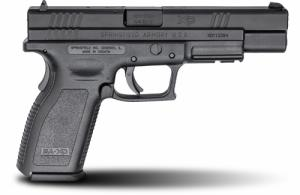 Springfield XD9401HCSP06 XD Tactical 16+1 9mm 5""