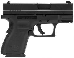 Springfield XD 40 3 inch Black Trijicon Night Sights 200 S