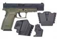 Springfield 40S 5 OD Tactical Package