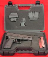Springfield XD 45gap, 5 Inch, Black, 9rd Mags **SP - XD9505SP06