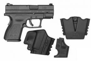 "Springfield XD 9mm, 3"" Black, Trijicon Night Sights"