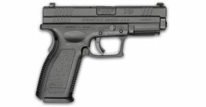 "Springfield XD9104SP06 XD Service 10+1 9mm 4"" Night Sights"