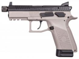 CZ-USA P07 GREY 9mm 10RD - 01288