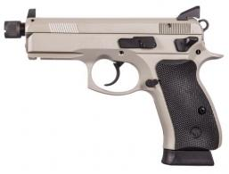 CZ-USA P01 OMEGA GREY 9mm 10RD - 01299