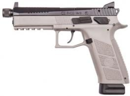 CZ-USA P09 Grey 9mm 21+1 - 91269