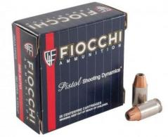 Fiocchi 380 ACP 90 Gran Extreme Terminal Performance Hollow 25rd box