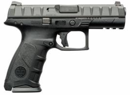 Beretta USA JAXF420 APX Full Size Double Action 40 Smith & Wesson (S&W) 4.25 10+1 Bla - JAXF420