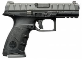 Beretta USA JAXF421 APX Single/Double Action 40 S&W 4.25 15+1 Black Interchangeable B - JAXF421
