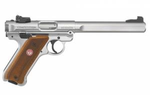 RUGER MARK IV COMPETITION 22 LR