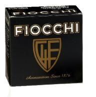 "Fiocchi High Velocity 12 Ga. 2 3/4"" 27 Pellets #4 Nickel Pla"