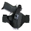 Bianchi AccuMold High Ride Belt Slide Holster w/Thumbstrap