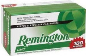 Remington .380 ACP 88GR  Jacketed Hollow Point Value Pack 100RD BOX