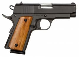 Rock Island Armory 51416 GI Standard CS *CA Compliant* Single .45 ACP 3.25 6+1 Wood Gr - 51416