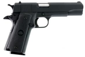 Rock Island 51453MA GI Standard FSHC *MA Compliant* Single 45 ACP 5 10+1 Black - 51453MA