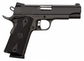 Rock Island Armory 51443 Rock Standard Manual Safety Single .45 ACP 4.25 8+1 Black Rubber Grip Bl - 51443