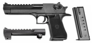 Magnum Research DE50WB6 Desert Eagle Mark XIX Semi-Automatic 50 AE/44 Mag Blac - DE50WB6