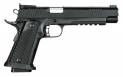 Rock Island Armory 52000 PRO Ultra Match HC Single 10mm 6 16+1 Black G10 Grip Black P - 52000
