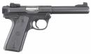 Ruger Mark IV 22 Long Rifle (LR) 5.5 10+1 Black Synthetic Grip - 40107