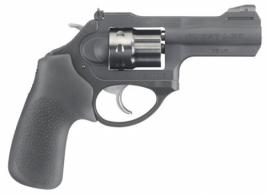 Ruger 5435 LCRx Matte Double Action .22 LR  (LR) 3 8 Black Hogue Tamer Black - 5435