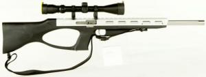 "Excel EA57107 Accelerator Rifle MR-5.7 Semi-Automatic 5.7mmX28mm 18"" 9+1 Synthe"