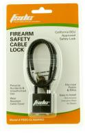 Firearm Safety Devices TL3845RCD Cobination Trigger Lock Black - TL3845RCD