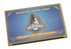 "Hevi-Shot Waterfowl Ultra Density 12 Ga. 3 1/2"" 1 3/4 oz, #4"
