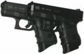 Pearce Grip Grip Extension For Glock Model 26/27/33/39 - PG26XL