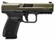 Century HG3898GN TP9SF Elite Single/Double 9mm Luger 4.2 15+1 Black Interchang