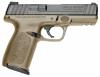 Smith & Wesson 11999 SD Double Action 40 Smith & Wesson (S&W) 4 14+1 Flat Dark Earth - 11999
