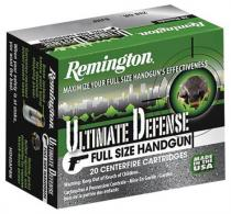 Remington Ammunition HD9MMD Ultimate Defense Full-Sized Handgun 9mm+P 12 - HD9MMD