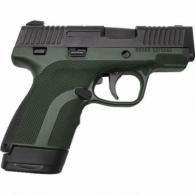 Honor Defense HG9SCOD Honor Guard Double 9mm Luger 3.2 7+1 OD Green Interchang - HG9SCOD