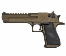 Magnum Research DE50BB Desert Eagle Single 50 Action Express (AE) 6 7+1 Black