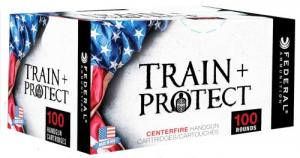 Federal TP40VHP2 Train and Protect 40 Smith & Wesson (S&W) 180 GR Verstile Holl