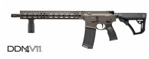 Daniel Defense 10240047 DDM4 V11 Semi-Automatic 223 Remington/5.56 NATO 16 30+
