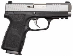 Kahr Arms SW9093 S9 Double 9mm 3.6 7+1 Black Polymer Grip Stainless Steel - S9093