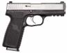 Kahr Arms ST9093 ST9 Double 9mm 4 8+1 Black Polymer Grip Stainless Steel - ST9093