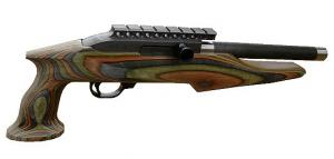 Magnum Research 10 + 1 Fully Rifled 17HM2 w/Camo Laminate St - PICUDACAMOLAM17