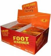 Heat Factory Heated Foot Warmer - Pack of 40 - 1948