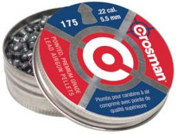 Crosman .22 Caliber Pointed Pellets/175 Pack - P022