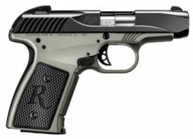 Remington Firearms 96234 R51 Single 9mm 3.4 7+1 Gray Polymer Grip Stainless St