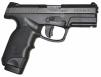 Steyr 39.723.2K M9-A1 Double 9mm 4 17+1 Black Polymer Grip
