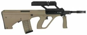 Steyr AUGM1MUD03 AUG A3 M1 Semi-Automatic 223 Remington/5.56 NATO 16 30+1 3X O - AUGM1MUD03