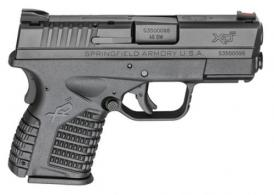 "Springfield XDS .40S&W 3.3""Black 6/7+1 - XDS93340BE"